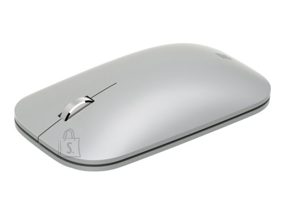 Microsoft Microsoft Surface Mobile Mouse Wireless, Platinum, BlueTrack, Bluetooth