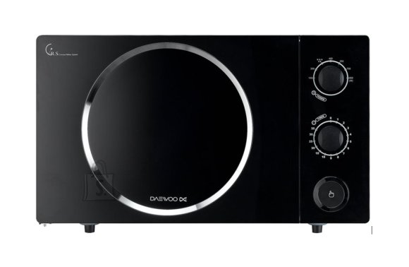 Winia Microwave oven KOR-81H7BW Free standing, 800 W, Black