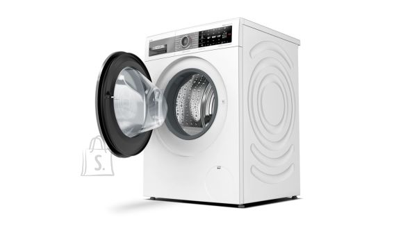 Bosch Bosch HomeProfessional Washing Mashine WAXH2E0LSN Energy efficiency class C, Front loading, Washing capacity 10 kg, 1600 RPM, Depth 59 cm, Width 65 cm, Display, TFT, Wi-Fi, White
