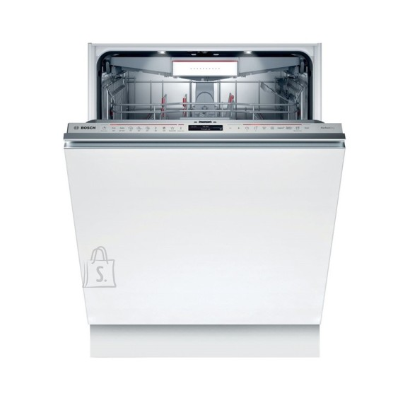 Bosch Bosch Dishwasher SMV8YCX01E Built-in, Width 60 cm, Number of place settings 14, Number of programs 8, Energy efficiency class B, AquaStop function, White