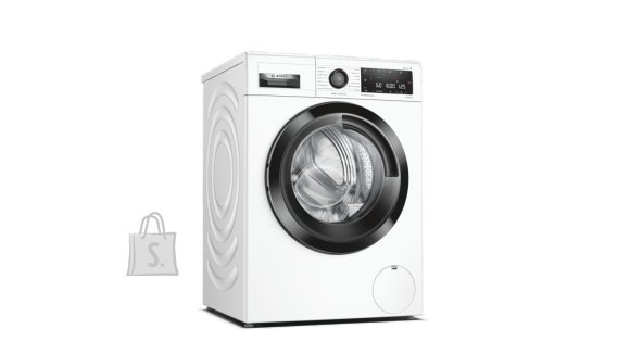Bosch Bosch Serie 8 Washing Machine WAX32MA9SN Energy efficiency class C, Front loading, Washing capacity 9 kg, 1600 RPM, Depth 59 cm, Width 60 cm, Display, LED, White