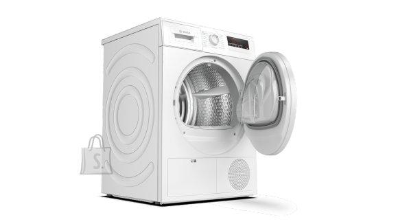 Bosch Bosch Dryer mashine WTH85VL7SN Energy efficiency class A++, Front loading, 7 kg, Sensitive dry, LED, Depth 60 cm, White