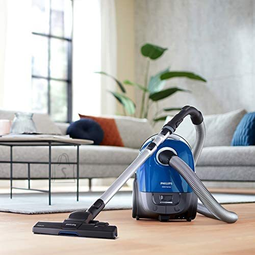 Philips Philips Vacuum cleaner 3000 Series XD3110/09 Bagged, Power 900 W, Dust capacity 3 L, Blue