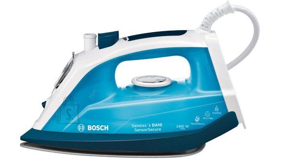 Bosch Bosch Steam Iron TDA1024210 2400 W, Water tank capacity 300 ml, Continuous steam 35 g/min, Steam boost performance 140 g/min, Ice Blue
