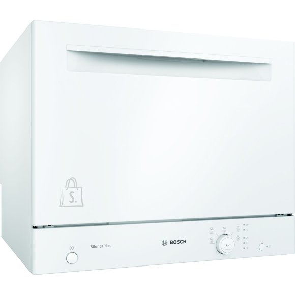 Bosch nõudepesumasin SKS51E32EU Free standing, Width 55 cm, Number of place settings 6, Number of programs 5, A+, White