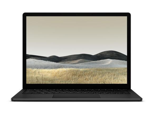 "Microsoft Microsoft Surface Laptop 3 Matte Black, 13.5 "", Touchscreen, 2256 x 1504 pixels, Intel Core i5, i5-1035G7, 8 GB, LPDDR4x, SSD 256 GB, Intel Iris Plus, No ODD, Windows 10 Home, 802.11ax, Bluetooth version 5.0, Keyboard language English, Keyboard backlit, Warranty 24 month(s)"