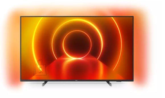 "Philips Philips 50PUS7805/12 50"" (126 cm), Smart TV, Saphi, 4K UHD, 3840 x 2160 pixels, Wi-Fi, DVB-T/T2/T2-HD/C/S/S2, Grey"