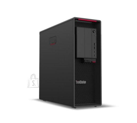 Lenovo Lenovo ThinkStation P620 Workstation, Tower, AMD, Ryzen Threadripper PRO 3945WX, Internal memory 32 GB, DDR4, SSD 512 GB, 9.0mm DVD±RW, Keyboard language English, Windows 10 Pro, Warranty 36 month(s)