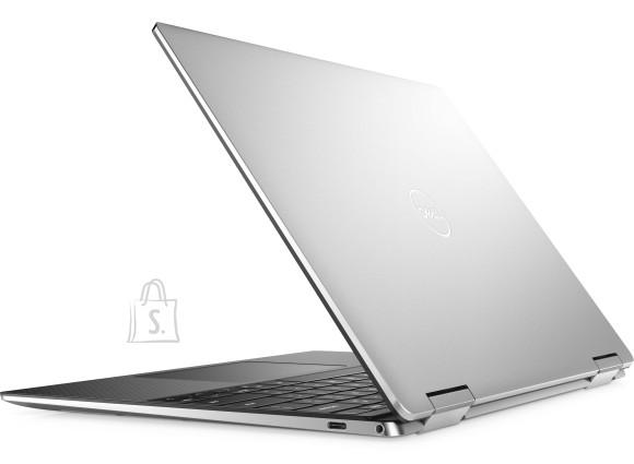 "Dell Dell XPS 9310 2in1 Silver/Black, 13.4 "", WLED, Touchscreen, Full HD+, 1920 x 1200, Anti-Reflecitve, Intel Core i5, i5-1135G7, 8 GB, LPDDR4x, SSD 256 GB, Intel Iris Xe, Windows 10 Home, 802.11ax, Bluetooth version 5.1, Keyboard language English, Keyboard backlit, Warranty Basic OnSite 36 month(s), Battery warranty 12 month(s)"
