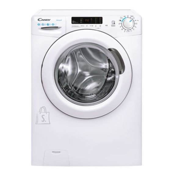 Candy Candy Washing Machine CS34 1052DE/2-S Front loading, Washing capacity 5 kg, 1000 RPM, A+++, Depth 37.8 cm, Width 60 cm, White, LED, Display, NFC