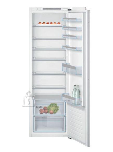 Bosch Bosch Serie 4 Refrigerator KIR81VFF0 Energy efficiency class F, Built-in, Larder, Height 177,5 cm, Fridge net capacity 319 L, 37 dB, White