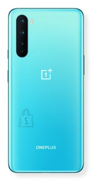 "OnePlus OnePlus Nord Blue Marble, 6.44 "", Fluid AMOLED, 1080 x 2240 pixels, Qualcomm SDM765 Snapdragon 765G, Internal RAM 8 GB, 128 GB, Dual SIM, Nano-SIM, 3G, 4G, 5G, Main camera 48+8+5+2 MP, Secondary camera 32+8 MP, Android, 10.0, 4115 mAh"