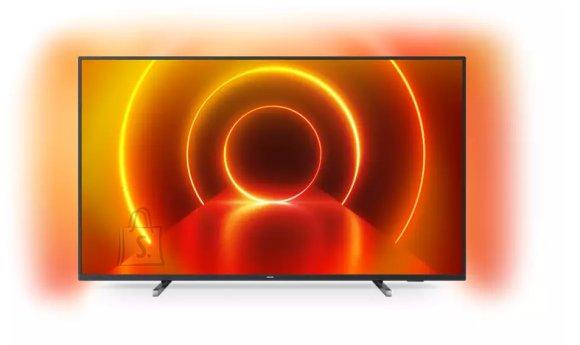 "Philips Philips 43PUS7805/1 43"" (108 cm), Smart TV, Saphi, 4K UHD, 3840 x 2160 pixels, Wi-Fi, DVB-T/T2/T2-HD/C/S/S2, Grey"
