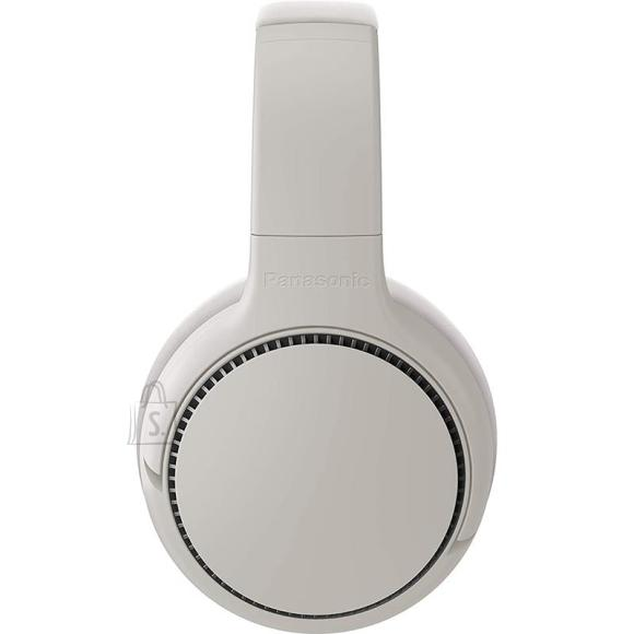 Panasonic Panasonic Deep Bass Wireless Headphones RB-M500BE-C Over-ear, Microphone, Cream