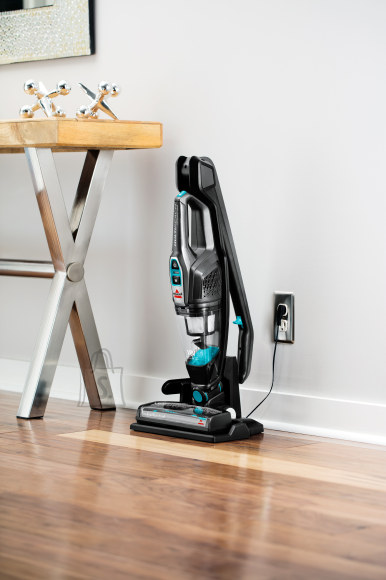 Bissell Bissell Vacuum cleaner MultiReach Essential  Cordless operating, Handstick and Handheld, 18 V, Operating time (max) 30 min, Black/Blue, Warranty 24 month(s), Battery warranty 24 month(s)