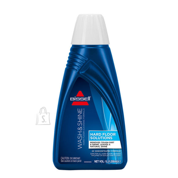 Bissell Bissell Wash and Shine Hard Floor Formula 1000 ml, 1 pc(s)