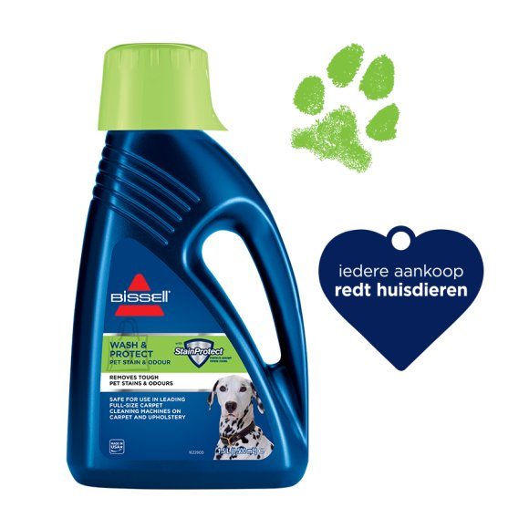 Bissell Bissell Wash & Protect Pet Formula 1500 ml, 1 pc(s)