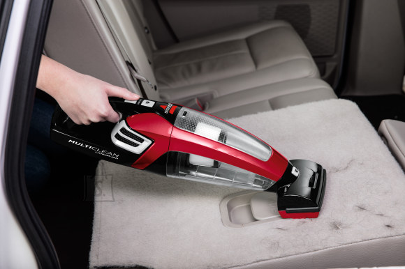 Bissell Vacuum cleaner MultiClean Cordless operating, Handheld, 14.4 V, Operating time (max) 15 min, Red