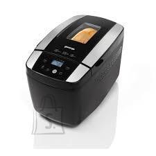 Gorenje Gorenje Bread maker BM1210BK Power 800 W, Number of programs 12, Display LCD, Black