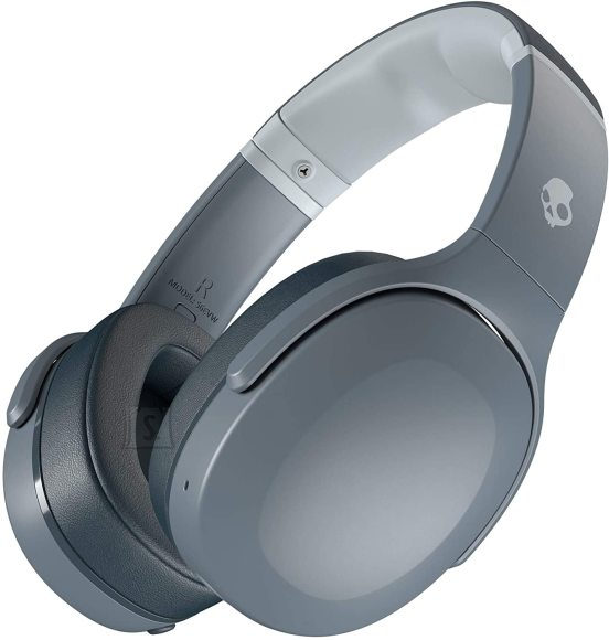 Skullcandy Skullcandy Wireless Headphones Crusher Evo On-ear, Microphone, Wireless, Chill Grey