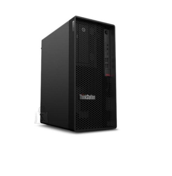 Lenovo Lenovo ThinkStation P340 Workstation, Tower, Intel Core i7, i7-10700, Internal memory 16 GB, UDIMM DDR4, SSD 1000 GB, Intel UHD, 9.0mm DVD?RW, Keyboard language Nordic, Windows 10 Pro, Warranty 36 month(s)