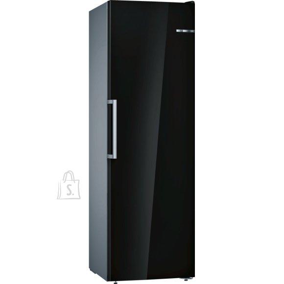 Bosch Bosch Freezer GSN36VBFP Energy efficiency class F, Free standing, Upright, Height 186 cm, No Frost system, Display, 40 dB, Black
