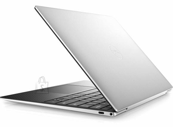"Dell Dell XPS 13 9310 Silver/Black, 13.4 "", WVA, Full HD+, 1920 x 1200, Anti-glare, Intel Core i5, i5-1135G7, 8 GB, LPDDR4x, SSD 512 GB, Intel Iris Xe, Linux, 802.11ax, Bluetooth version 5.1, Keyboard language English, Keyboard backlit, Warranty Basic OnSite 36 month(s), Battery warranty 12 month(s)"