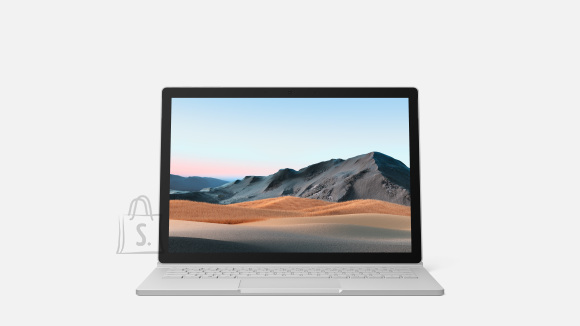 "Microsoft Microsoft Surface Book 3 Platinum, 13.5 "", Touchscreen, 3000 x 2000 pixels, Intel Core i5, i5-1035G7, 8 GB, LPDDR4x, SSD 256 GB, Intel Iris Plus, No ODD, Windows 10 Home, 802.11ax, Bluetooth version 5.0, Warranty 24 month(s)"