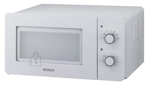Winia KOR-5A17WW Microwave oven, Capacity 15 L, 500W, White