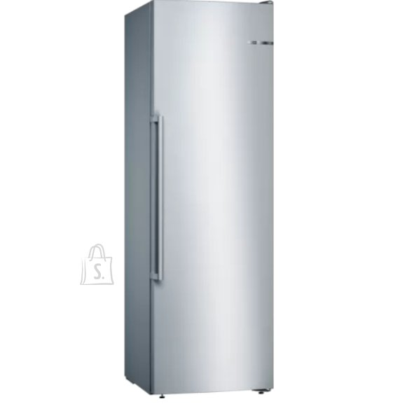Bosch Bosch Freezer GSN36AIDP A+++, Free standing, Upright, Height 186 cm, No Frost system, 38 dB, Stainless steel
