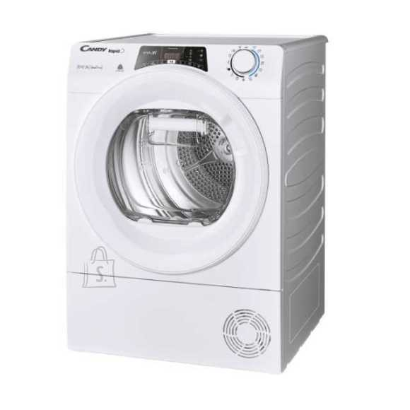Candy Candy Dryer Machine RO H10A2TE-S Energy efficiency class A++, Front loading, 10 kg, Heat pump, LCD, Depth 60 cm, Wi-Fi, White