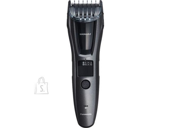 Panasonic Panasonic Shaver ER-GB61-K503 Operating time 50 min, NiMH, Black, Cordless