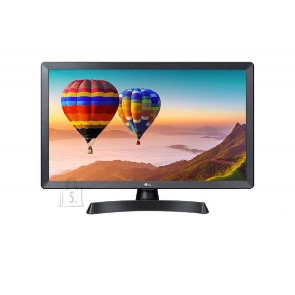 """LG LG TV Monitor 24TN510S-PZ.AEU 23.6 """", WVA, HD Ready, 1366 x 768 pixels, 16:9, 250 cd/m², Black"""