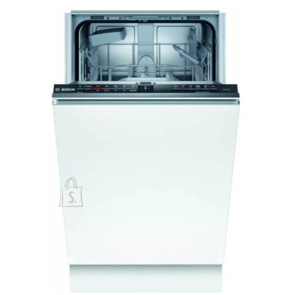 Bosch Bosch Serie 2 Dishwasher SPV2IKX10E Built-in, Width 45 cm, Number of place settings 9, Number of programs 5, A +, AquaStop function, White