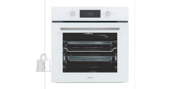 Cata CATA Oven MDS 7208 WH 72 L, Multifunctional, AquaSmart, Touch/Push pull knobs, Height 59.5 cm, Width 59.5 cm, White