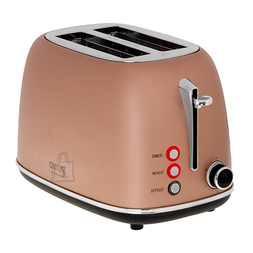 Camry Camry Toaster CR 3217 Power 1000 W, Number of slots 2, Bronze