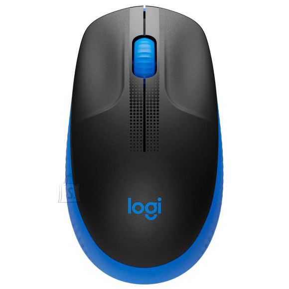 Logitech Logitech Full size Mouse M190 	Wireless, Blue, USB