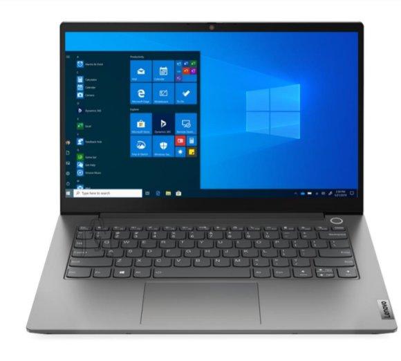 "Lenovo Lenovo ThinkBook 14 ITL (Gen 2) Mineral Grey, 14.0 "", IPS, Full HD, 1920 x 1080, Matt, Intel Core i7, i7-1165G7, 16 GB, SSD 512 GB, Intel Iris Xe, No Optical drive, Windows 10 Pro, 802.11ax, Bluetooth version 5.1, Keyboard language English, Keyboard backlit, Warranty 12 month(s)"