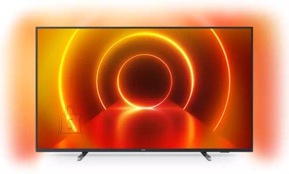 "Philips Philips 65PUS7805/12 65"" (164 cm), Smart TV, Saphi, 4K UHD, 3840 x 2160 pixels, Wi-Fi, DVB-T/T2/T2-HD/C/S/S2, Grey"