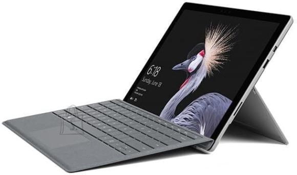 "Microsoft Microsoft Surface Pro 7 Platinum, 12.3 "", Touchscreen, 2736 x 1824 pixels, Intel Core i5, i5-1035G4, 8 GB, LPDDR4x, SSD 128 GB, Intel Iris Plus, No ODD, Windows 10 Home, 802.11ax, Bluetooth version 5.0, Warranty 24 month(s)"