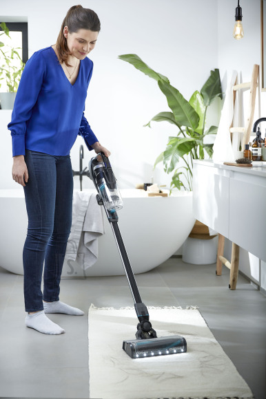 Bissell Vacuum cleaner Icon 25V Cordless operating, Handstick and Handheld, 25.2 V, Operating time (max) 50 min, Black