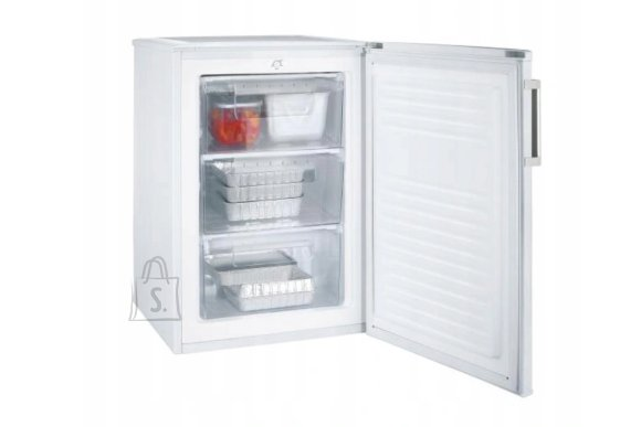 Candy Candy CCTUS 482WHN Freezer, A+, Free standing, Height 84 cm, Freezer net 60 L, White