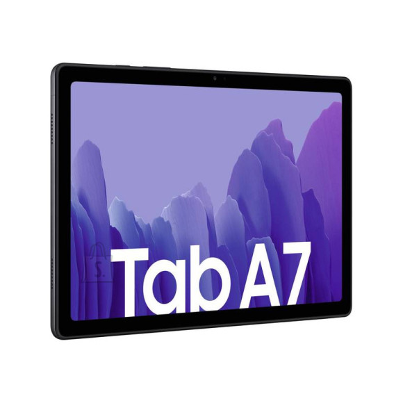 "Samsung Samsung Galaxy Tab A7 T505 10.4 "", Grey, IPS LCD, 1200 x 2000, Qualcomm Snapdragon 662, 3 GB, 32 GB, 4G, Wi-Fi, Front camera, 5 MP, Rear camera, 8 MP, Bluetooth, 5.0, Android, 10.0"