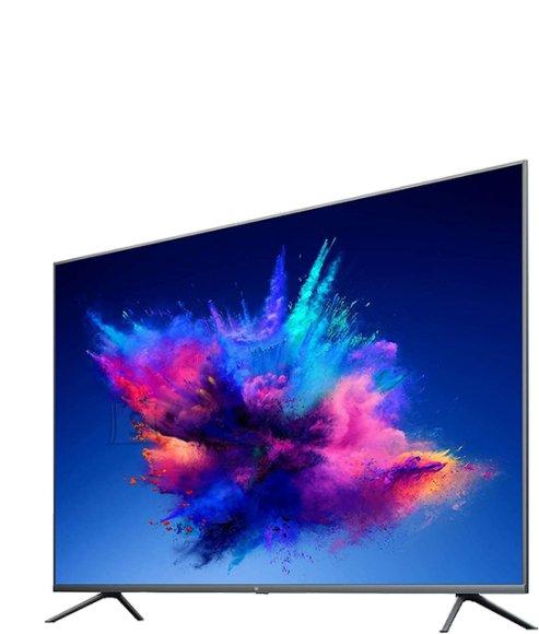 Xiaomi Xiaomi Mi LED TV 4S 65'', Smart TV, Android 9.0, 4K UHD, 3840 x 2160 pixels, Wi-Fi, DVB-T2/C/S2, Grey