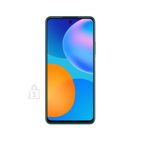 "Huawei Huawei P Smart 2021 Green, 6.67 "", IPS LCD, 2400 x 1080 pixels, Kirin 710A, Internal RAM 4 GB, 128 GB, MicroSDXC, Dual SIM, Nano-SIM, 3G, 4G, Main camera 48+8+2+2 MP, Secondary camera 8 MP, Android, 10.0, 5000 mAh"