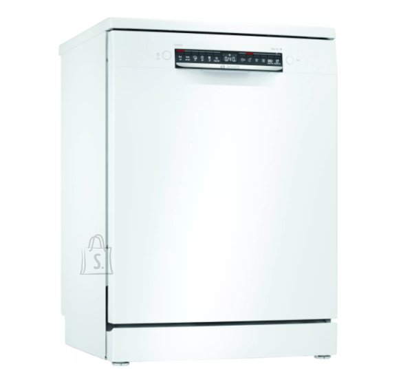 Bosch Bosch Dishwasher SMS4HVW33E Free standing, Width 60 cm, Number of place settings 13, Number of programs 6, A++, Display, AquaStop function, White