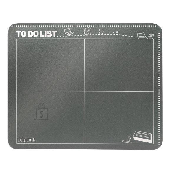 Logilink Logilink ID0165 Mouse pad, 220x180 mm, Calendar design, with slide-in slot