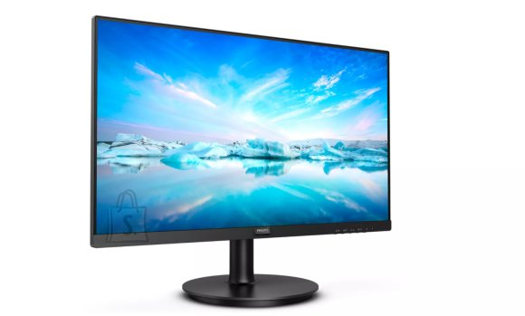 Philips Philips LCD Monitor 271V8L/00 27 inch (68.6 cm), FHD, 1920 x 1080 pixels, VA, 16:9, Black, 4 ms, 250 cd/m², Audio out, W-LED system