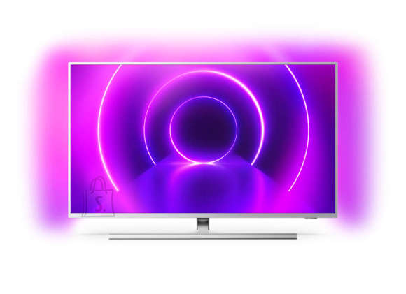 "Philips Philips 50PUS8505/12 50"" (126 cm), Smart TV, Android, 4K Ultra HD, 3840 x 2160 pixels, Wi-Fi, DVB T /T2/T2-HD/C/S/S2, Silver"