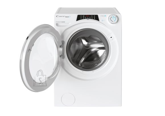 Candy Candy Washing Machine RO41274DWMCE/1-S Energy efficiency class A, Front loading, Washing capacity 7 kg, 1200 RPM, Depth 45 cm, Width 60 cm, Display, Wi-Fi, White